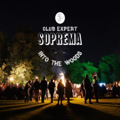 club expert into the woods